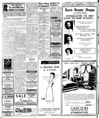 Naugatuck Daily News from Naugatuck, Connecticut on January 17, 1947 · Page 2