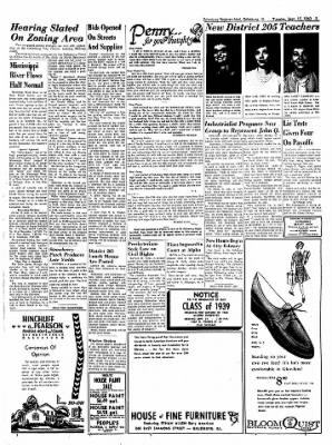 Galesburg Register-Mail from Galesburg, Illinois on September 17, 1963 · Page 3