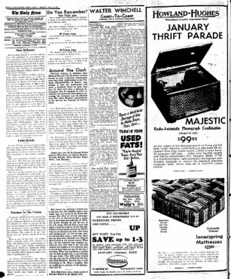 Naugatuck Daily News from Naugatuck, Connecticut on January 17, 1947 · Page 4