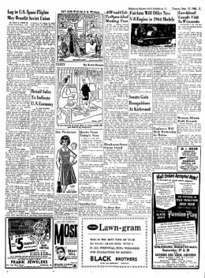 Galesburg Register-Mail from Galesburg, Illinois on September 17, 1963 · Page 7