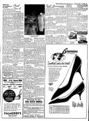 Galesburg Register-Mail from Galesburg, Illinois on September 17, 1963 · Page 9