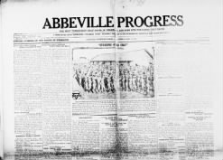 Abbeville Progress
