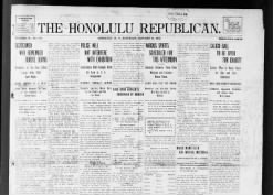The Honolulu Republican