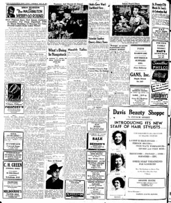 Naugatuck Daily News from Naugatuck, Connecticut on January 18, 1947 · Page 2