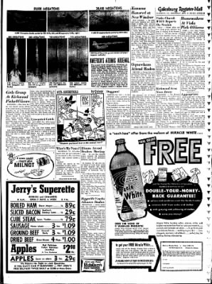 Galesburg Register-Mail from Galesburg, Illinois on September 18, 1963 · Page 24