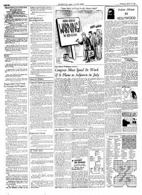 The Courier News from Blytheville, Arkansas on April 13, 1954 · Page 6