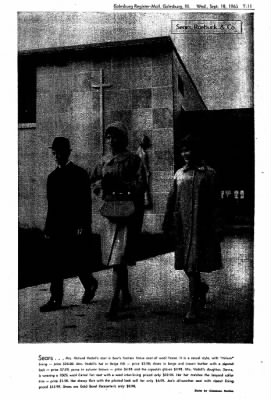 Galesburg Register-Mail from Galesburg, Illinois on September 18, 1963 · Page 55