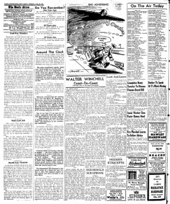 Naugatuck Daily News from Naugatuck, Connecticut on January 20, 1947 · Page 4