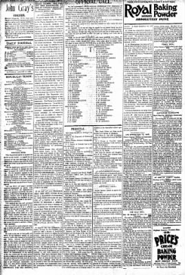 Logansport Pharos-Tribune from Logansport, Indiana on August 15, 1896 · Page 4