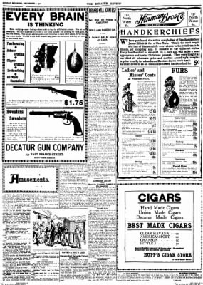 The Daily Review from Decatur, Illinois on December 7, 1902 · Page 5
