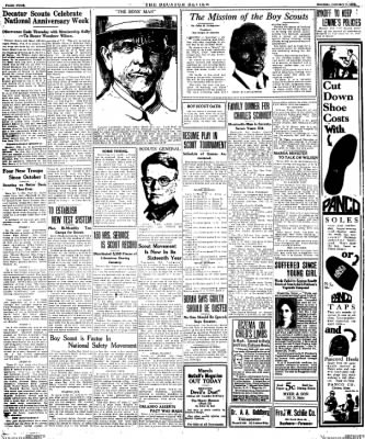 The Decatur Daily Review from Decatur, Illinois on February 9, 1924 · Page 4