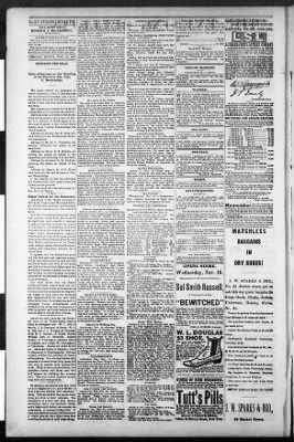 The Evening Bulletin from Maysville, Kentucky on November 15, 1887 · Page 2
