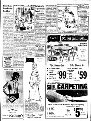 Galesburg Register-Mail from Galesburg, Illinois on September 19, 1963 · Page 13