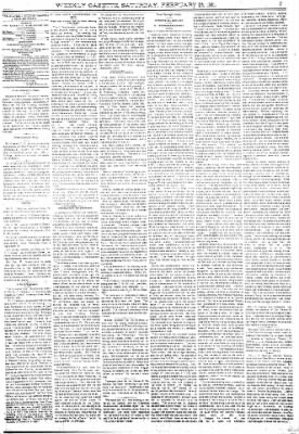 The Weekly Gazette from Colorado Springs, Colorado on February 26, 1881 · Page 5
