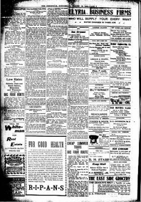 The Chronicle-Telegram from Elyria, Ohio on August 12, 1903 · Page 6
