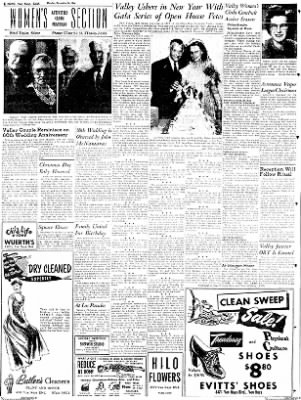 The Van Nuys News from Van Nuys, California on December 26, 1949 · Page 6