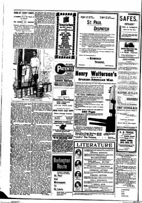 The Bismarck Tribune from Bismarck, North Dakota on February 19, 1899 · Page 4