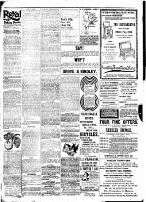 The News from Frederick, Maryland on May 20, 1896 · Page 4