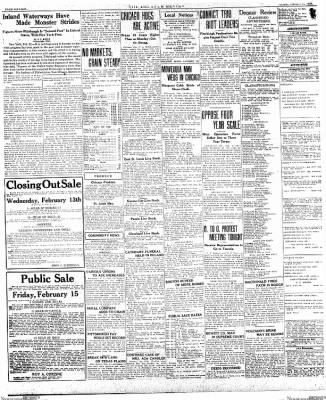 The Decatur Daily Review from Decatur, Illinois on February 12, 1924 · Page 16