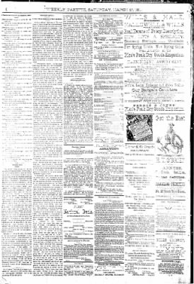 The Weekly Gazette from Colorado Springs, Colorado on March 26, 1881 · Page 8
