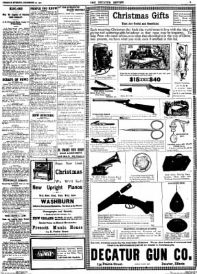 The Daily Review from Decatur, Illinois on December 23, 1902 · Page 5