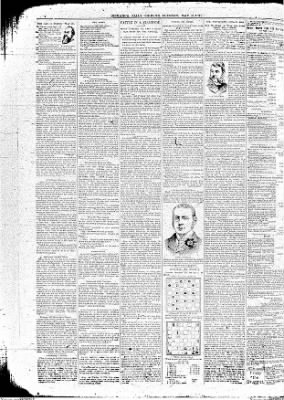 The Bismarck Tribune from Bismarck, North Dakota on May 26, 1891 · Page 4