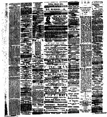 Bangor Daily Whig and Courier from Bangor, Maine on March 15, 1890 · Page 3