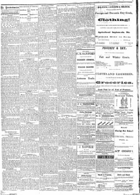 The Elyria Democrat from Elyria, Ohio on October 12, 1870 · Page 2
