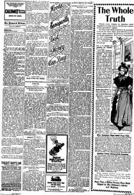 The Bismarck Tribune from Bismarck, North Dakota on March 21, 1899 · Page 2