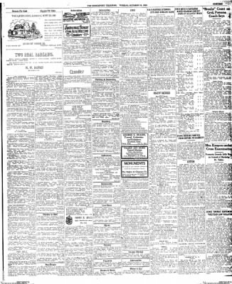The Bridgeport Telegram from Bridgeport, Connecticut on October 19, 1920 · Page 8