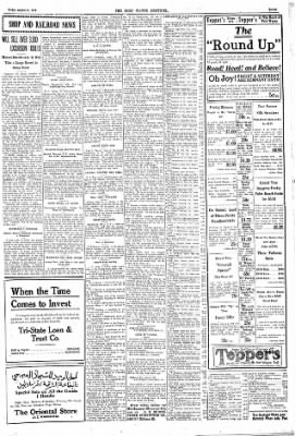 Fort Wayne Weekly Sentinel from Fort Wayne, Indiana on August 11, 1916 · Page 7