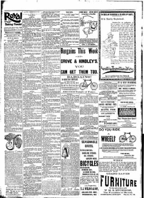 The News from Frederick, Maryland on June 25, 1896 · Page 4