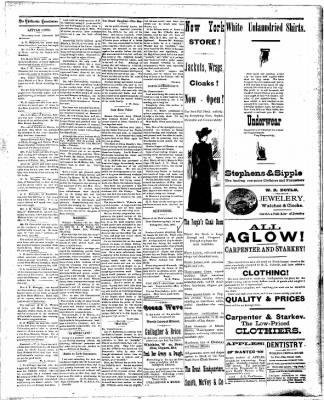 Chillicothe Morning Constitution from Chillicothe, Missouri on October 8, 1890 · Page 3