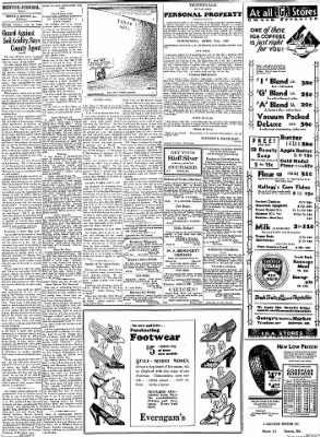 Denton Journal from Denton, Maryland on April 16, 1932 · Page 8