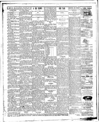 Chillicothe Morning Constitution from Chillicothe, Missouri on October 11, 1890 · Page 6