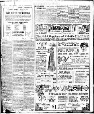 Trenton Evening Times from Trenton, New Jersey on December 9, 1910 · Page 12