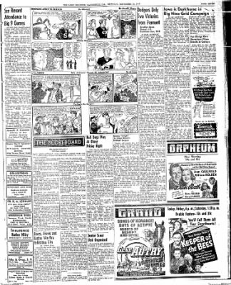 The Daily Register from Harrisburg, Illinois on September 18, 1947 · Page 7