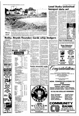 The Chillicothe Constitution-Tribune from Chillicothe, Missouri on July 23, 1980 · Page 3