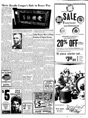 Galesburg Register-Mail from Galesburg, Illinois on September 23, 1963 · Page 3