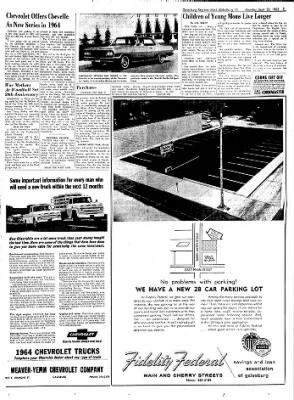 Galesburg Register-Mail from Galesburg, Illinois on September 23, 1963 · Page 7
