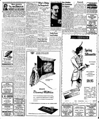 Naugatuck Daily News from Naugatuck, Connecticut on January 22, 1947 · Page 2