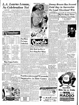 Galesburg Register-Mail from Galesburg, Illinois on September 23, 1963 · Page 16