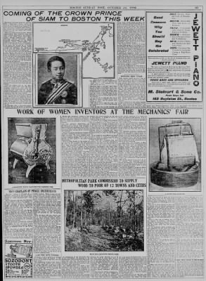 Boston Post from Boston, Massachusetts on October 26, 1902 · Page 19