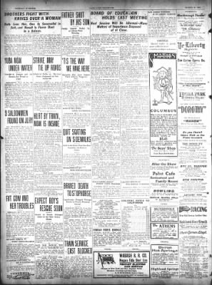 Oakland Tribune from Oakland, California on March 19, 1907 · Page 14