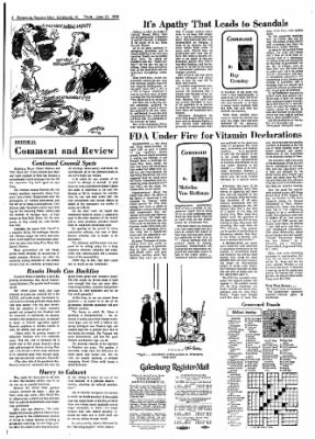 Galesburg Register-Mail from Galesburg, Illinois on June 21, 1973 · Page 4