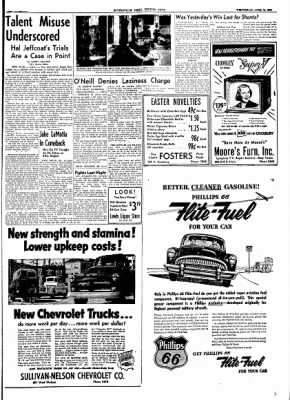 The Courier News from Blytheville, Arkansas on April 14, 1954 · Page 15