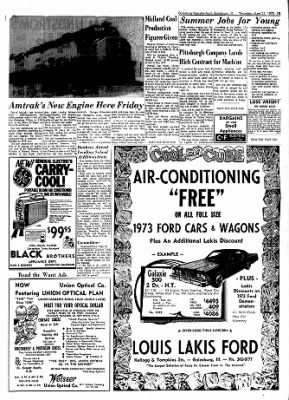 Galesburg Register-Mail from Galesburg, Illinois on June 21, 1973 · Page 15
