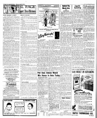The Algona Upper Des Moines from Algona, Iowa on September 29, 1955 · Page 42