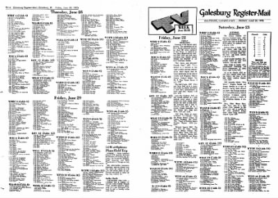 Galesburg Register-Mail from Galesburg, Illinois on June 22, 1973 · Page 7