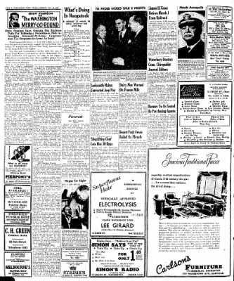 Naugatuck Daily News from Naugatuck, Connecticut on January 24, 1947 · Page 2